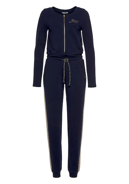 Hosen für Frauen - Overall › Tom Tailor Polo Team › dunkelblau  - Onlineshop ABOUT YOU