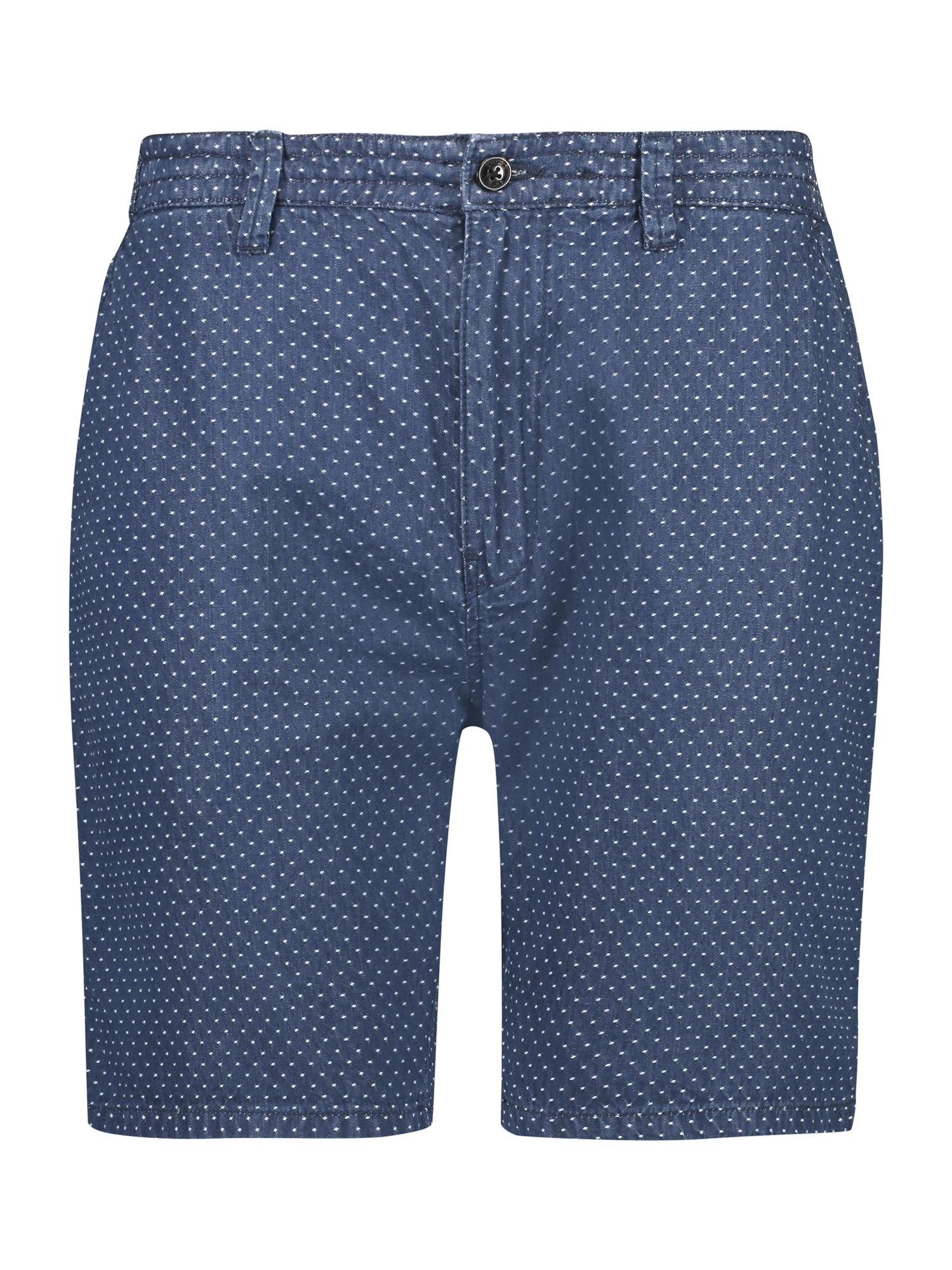 Shiwi Kelnės 'Jack' tamsiai (džinso) mėlyna / balta