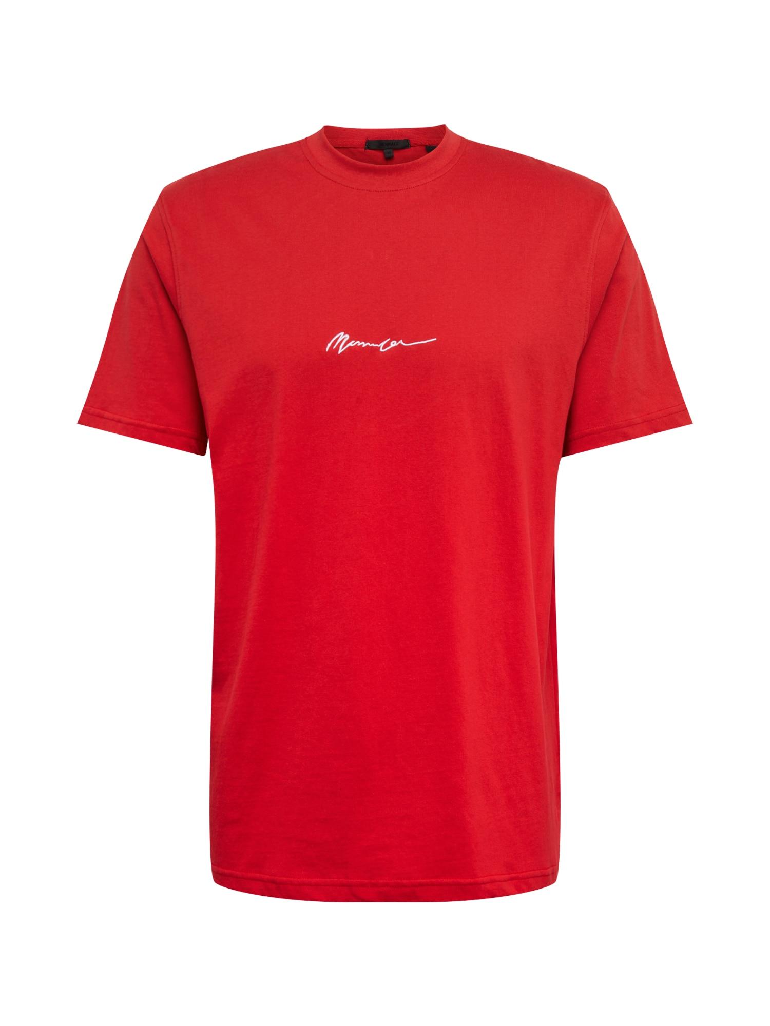 Mennace Tričko  červené