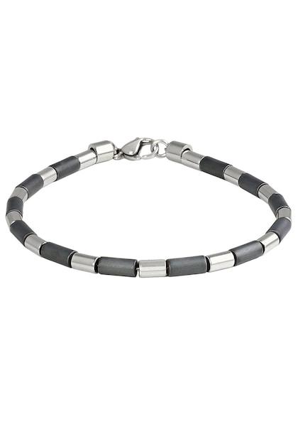 Armbaender - Armband › FIRETTI › grau dunkelgrau  - Onlineshop ABOUT YOU