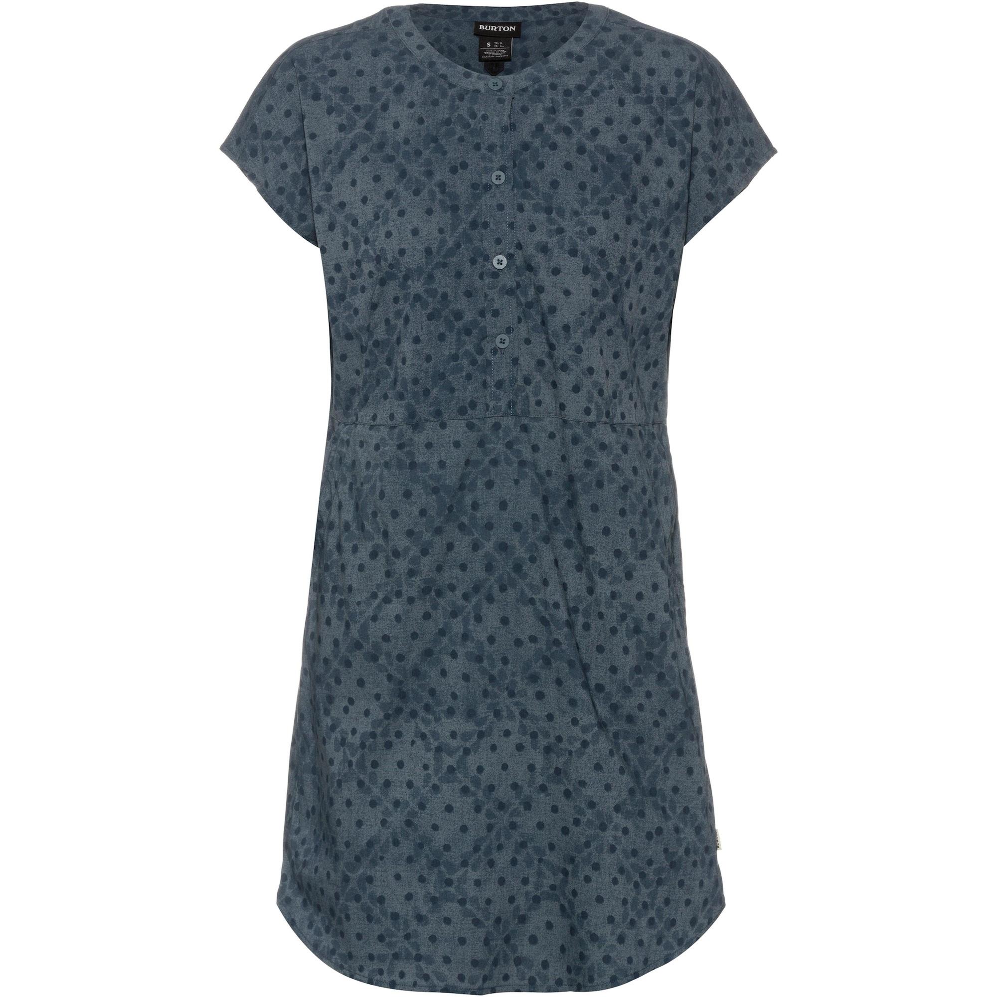 BURTON Palaidinės tipo suknelė 'Joy' mėlyna