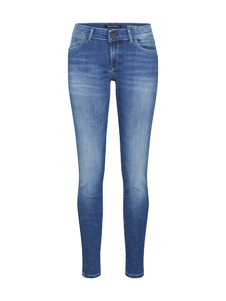 Hosen - Jeans › Marc O'Polo › blue denim  - Onlineshop ABOUT YOU