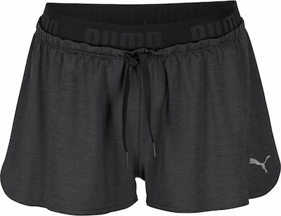 PUMA Shorts »TRANSITION DRAPEY SHORTS«