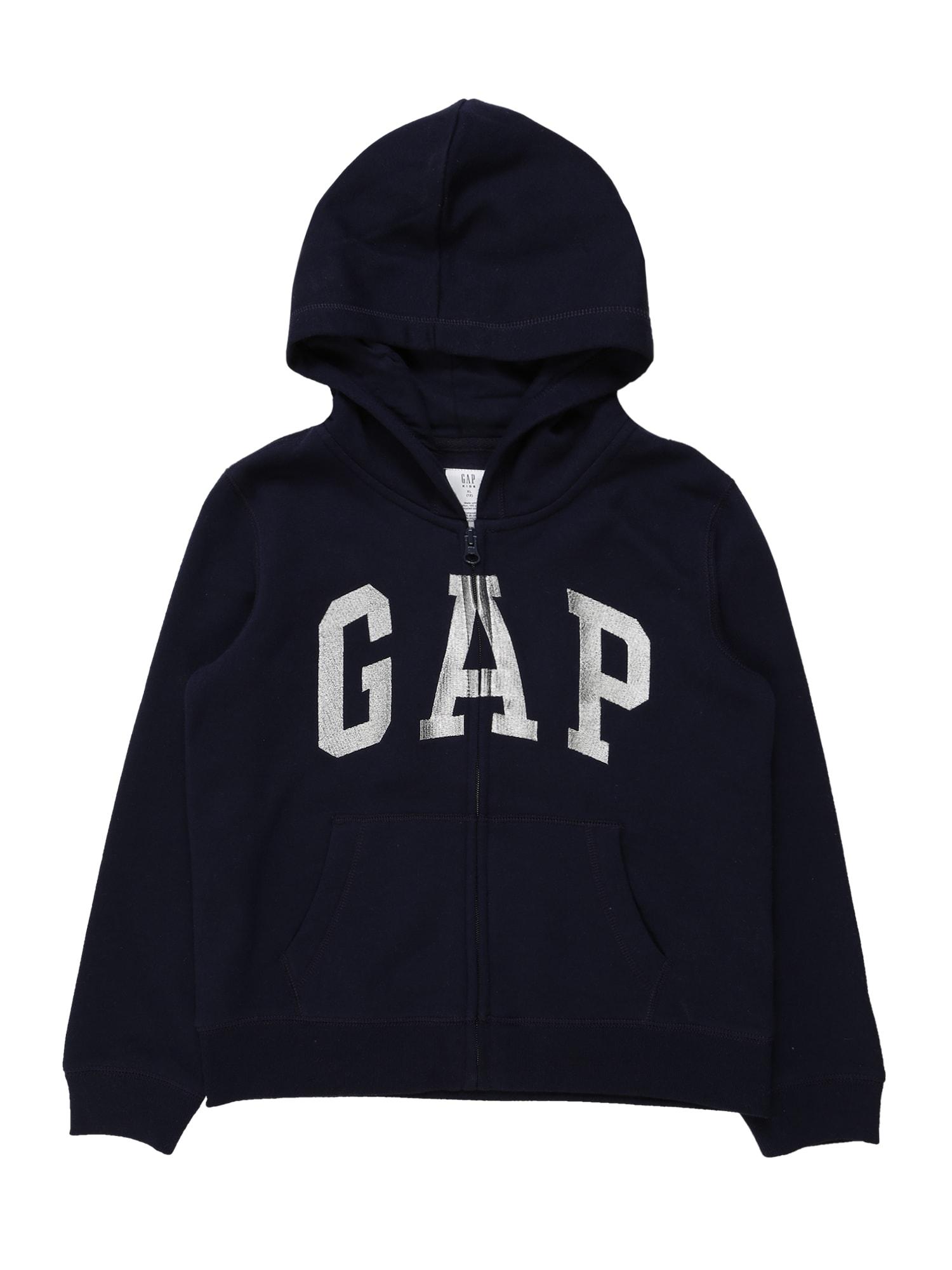GAP Džemperis tamsiai mėlyna