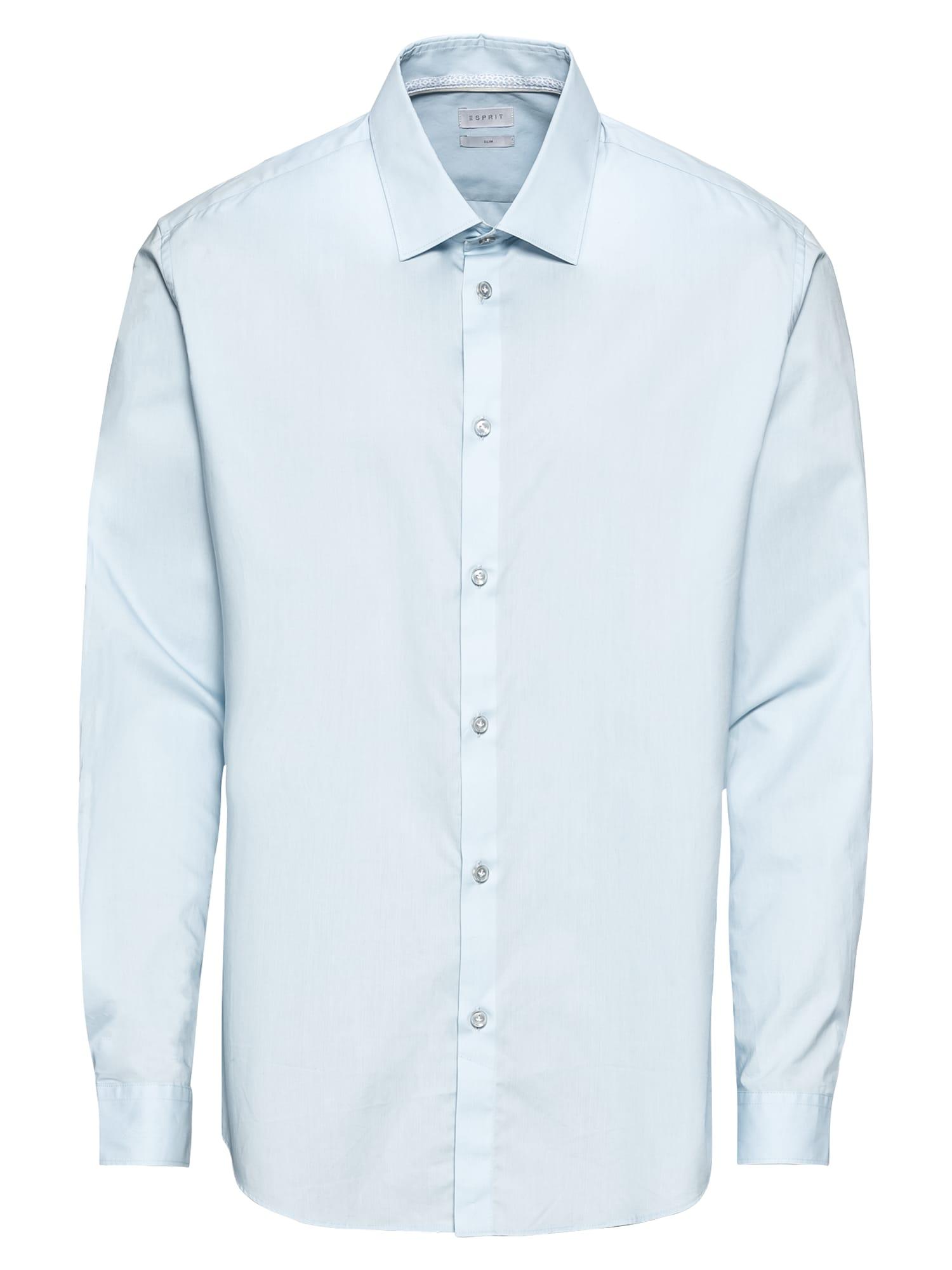 Esprit Collection Marškiniai šviesiai mėlyna