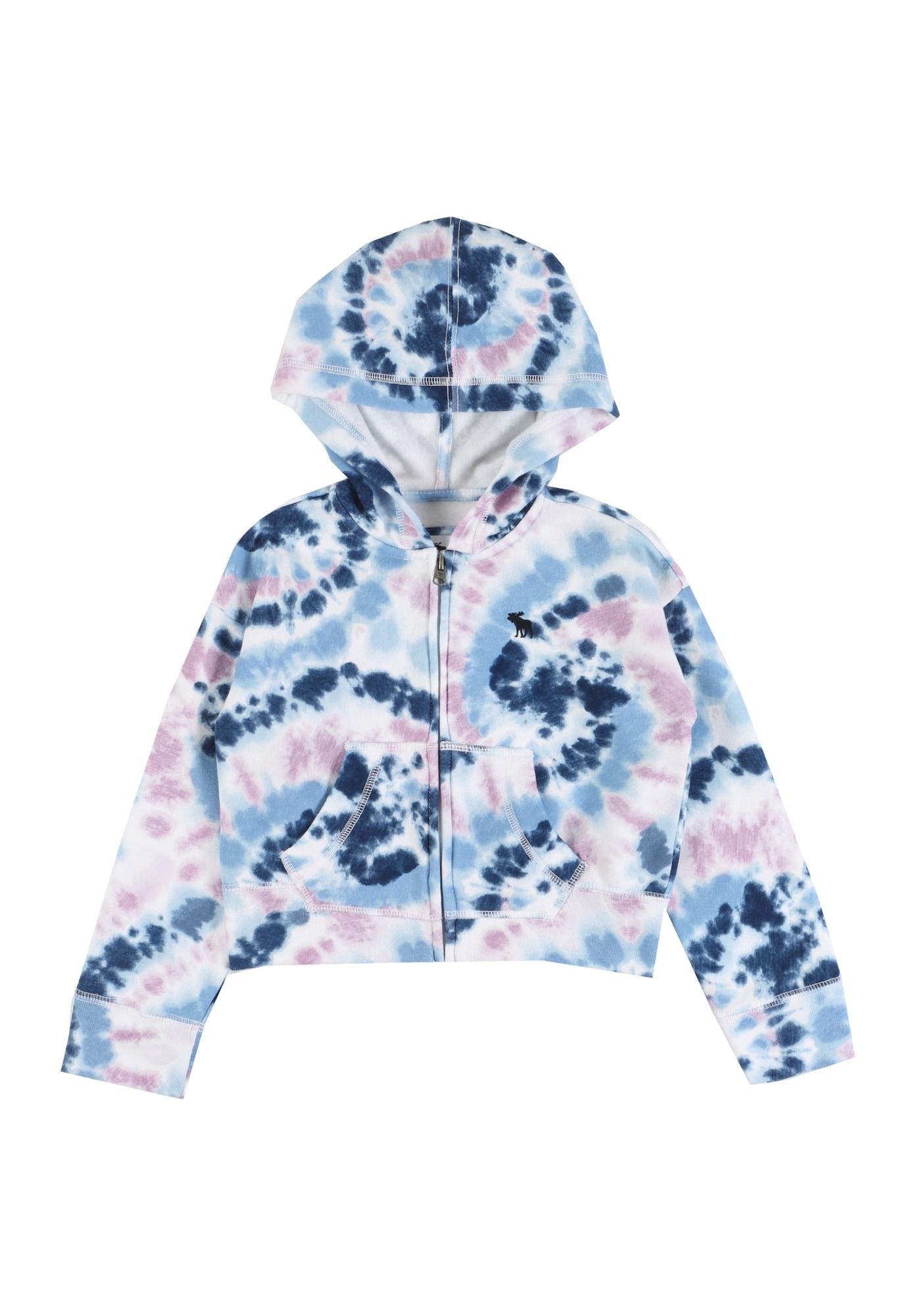 Abercrombie & Fitch Džemperis mėlyna