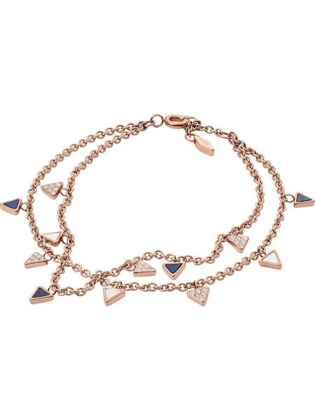 Armbaender für Frauen - Armband › Fossil › rosegold  - Onlineshop ABOUT YOU