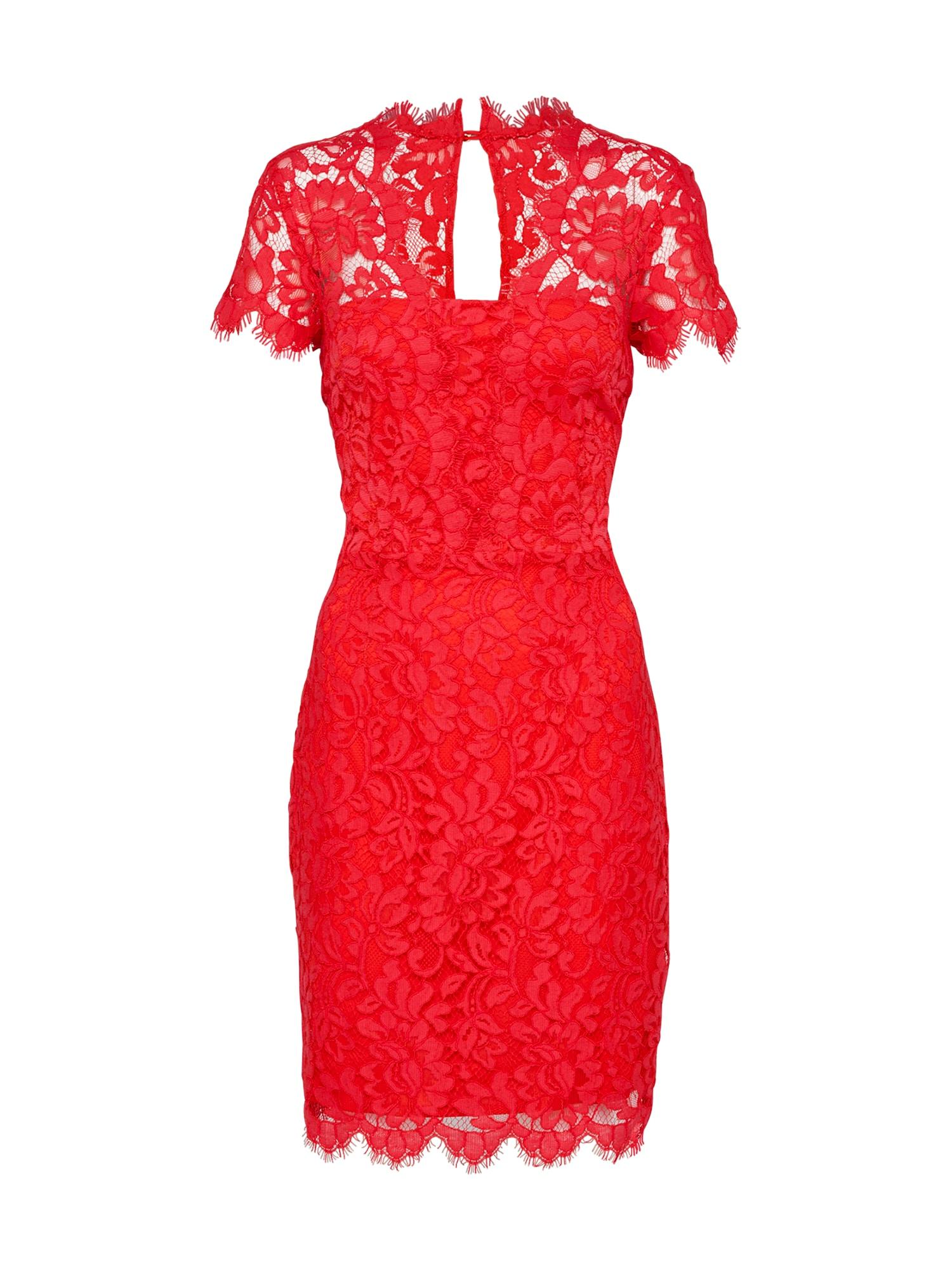 SET Kokteilinė suknelė raudona