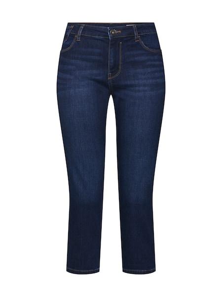 Hosen für Frauen - EDC BY ESPRIT Jeans blue denim dunkelblau  - Onlineshop ABOUT YOU