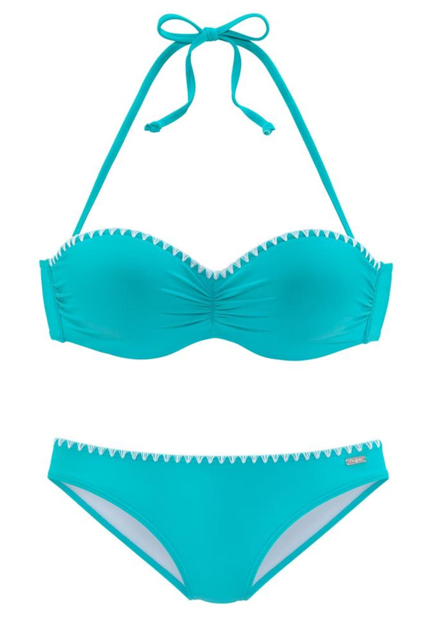 BUFFALO Bikinis turkio spalva