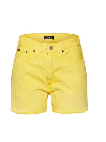 Hosen - Shorts 'SHAWE HR SH SHORT' › Polo Ralph Lauren › gelb  - Onlineshop ABOUT YOU