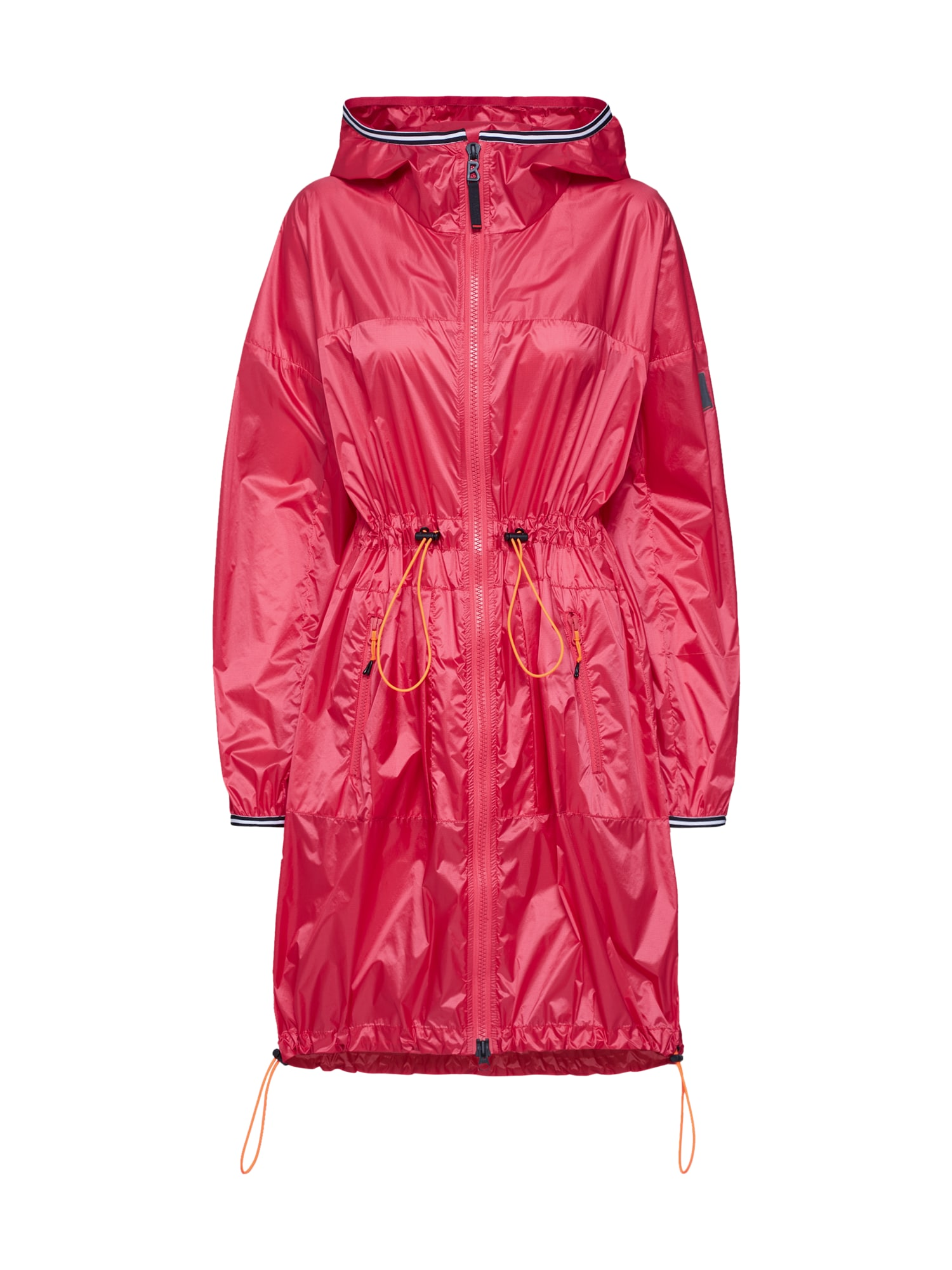 Bogner Fire + Ice Ilga rudeninė-žieminė striukė 'NOVA' rožinė