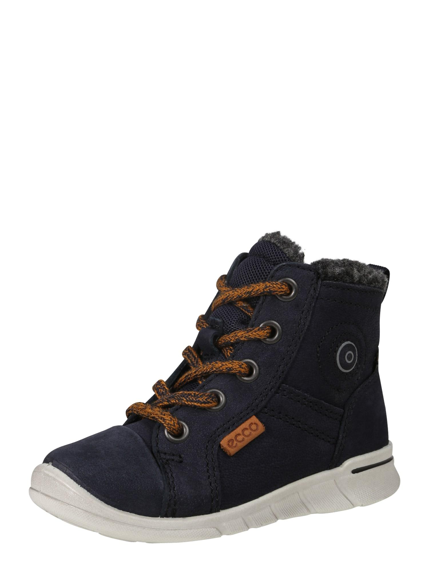 ECCO Auliniai batai su kulniuku 'First Night' tamsiai mėlyna