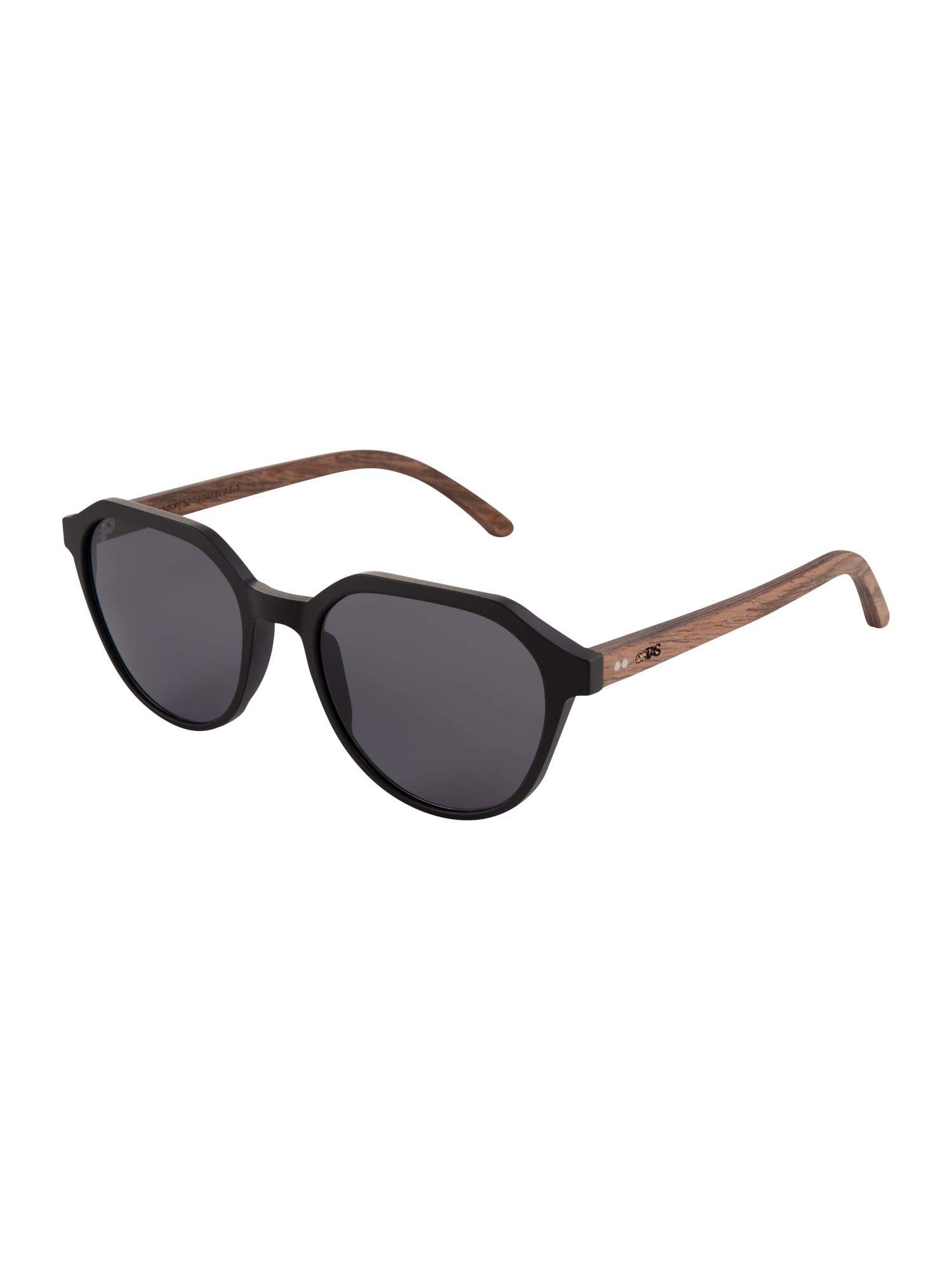 Sluneční brýle Verne Collection hnědá černá TAKE A SHOT