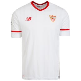 New Balance Herren FC Sevilla Trikot Home 2017/2018 rot,weiß | 00190737786992