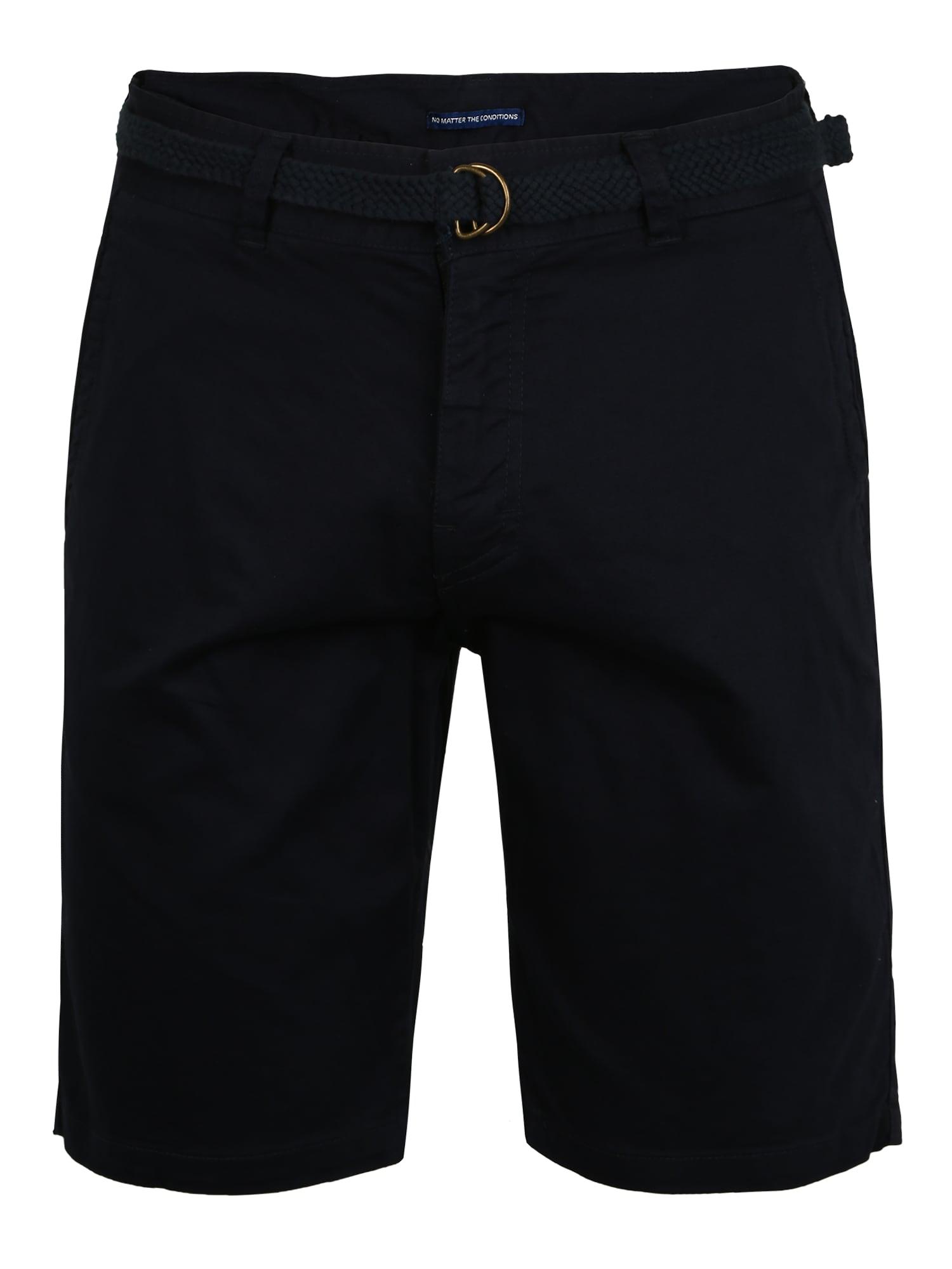 BRUNOTTI Sportinės kelnės 'Cabber' tamsiai mėlyna