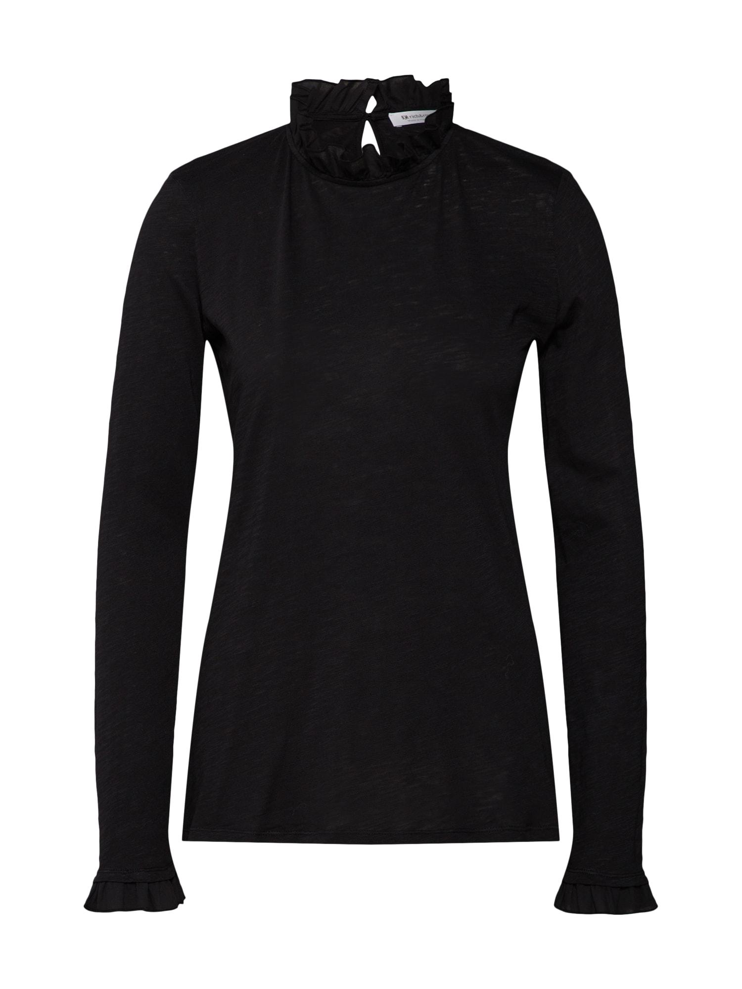 Rich & Royal Marškinėliai juoda