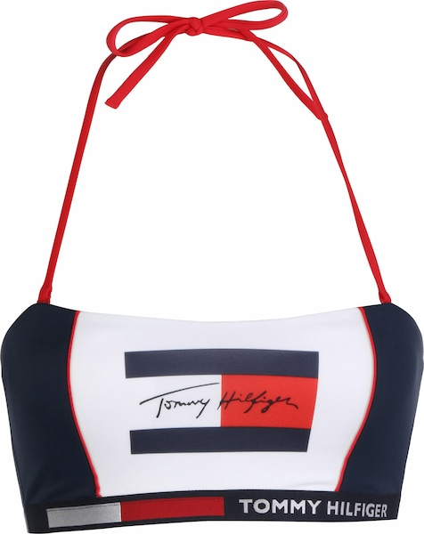 Bademode - Bikinitop › Tommy Hilfiger Underwear › rot weiß blau  - Onlineshop ABOUT YOU