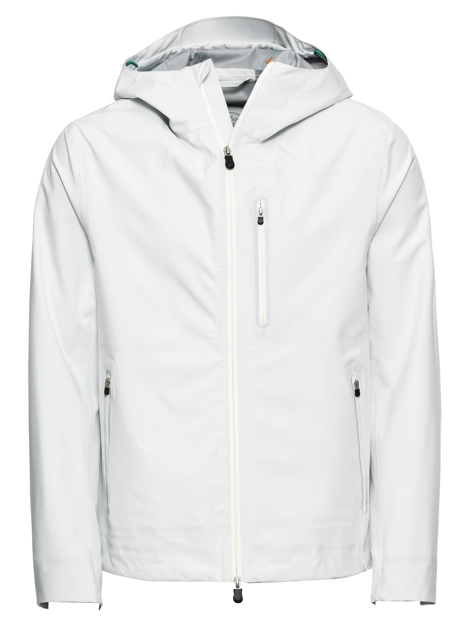 Přechodná bunda bílá SAVE THE DUCK
