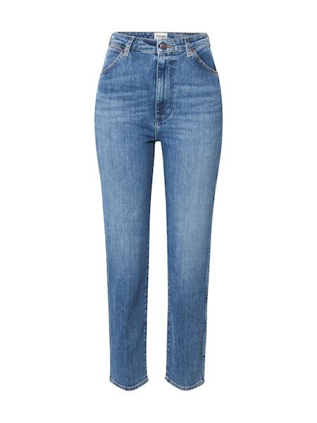 Hosen - Jeans '11WWZ GOOD VIBES' › Wrangler › blau  - Onlineshop ABOUT YOU
