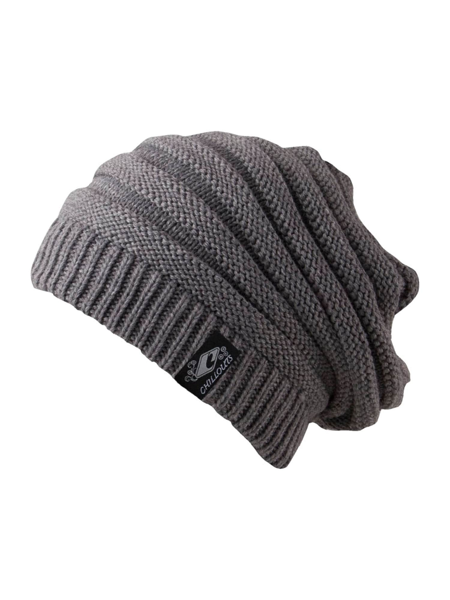 chillouts Megzta kepurė 'Brian' pilka