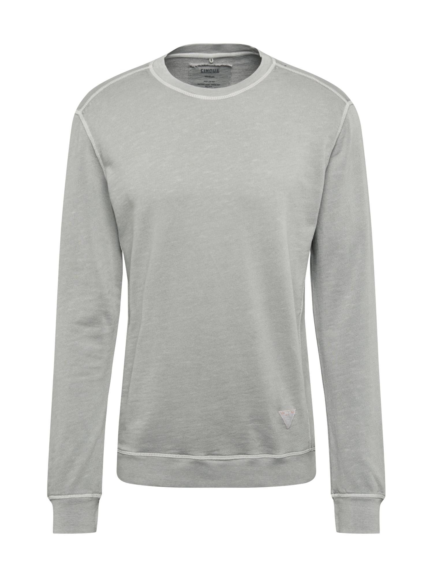 CINQUE Marškinėliai 'CISVEN' šviesiai pilka