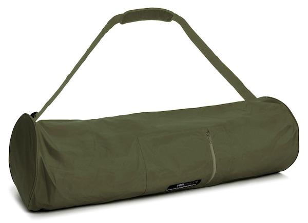 Sporttaschen für Frauen - YOGISTAR.COM Yogatasche Basic Zip Extra Big Nylon 80 Cm grün  - Onlineshop ABOUT YOU
