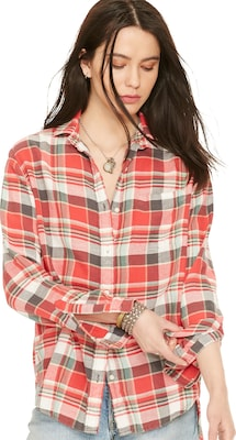 DENIM & SUPPLY Ralph Lauren Karobluse 'Boyfriend'