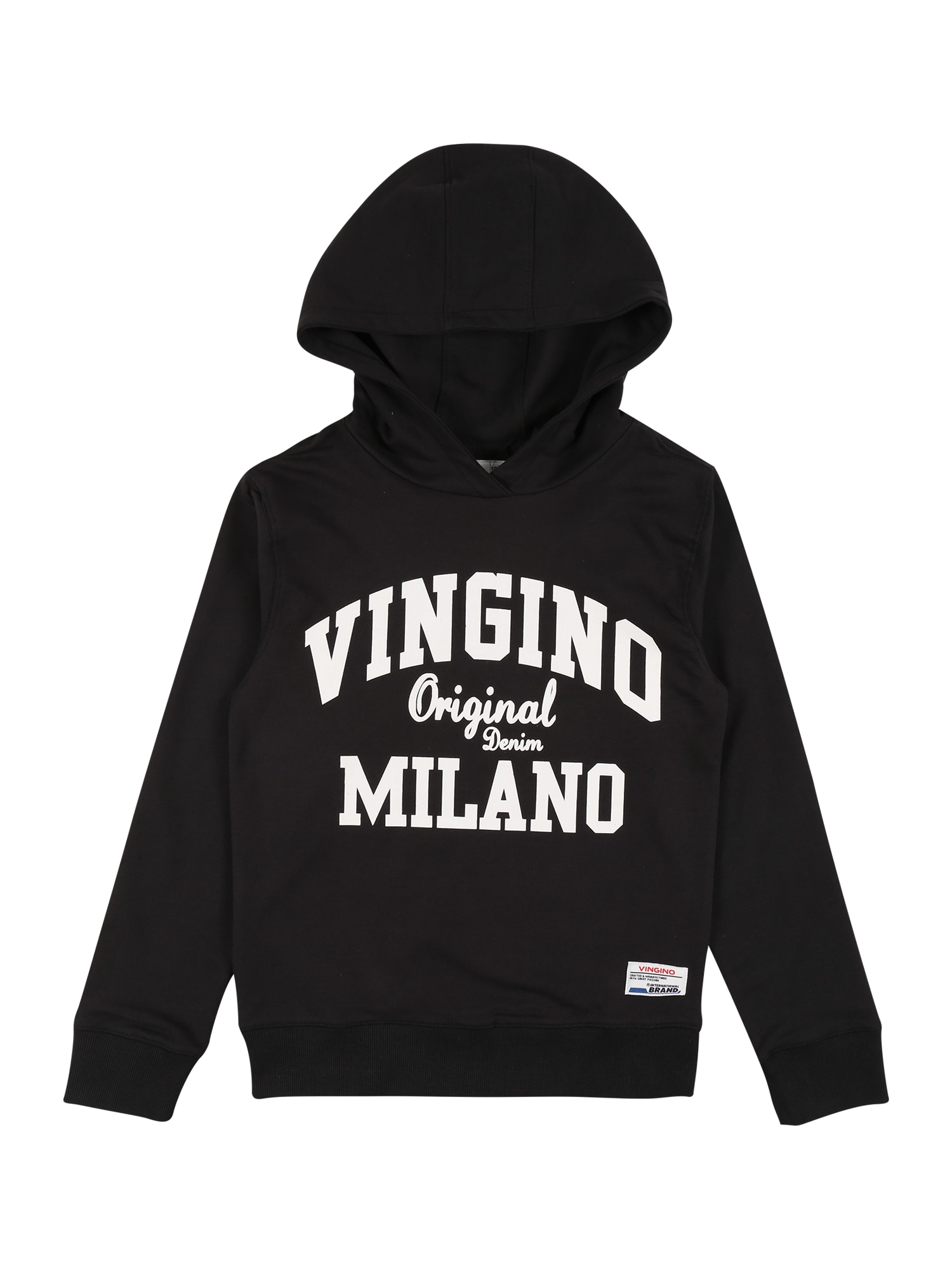 VINGINO Mikina 'Mumfry'  černá