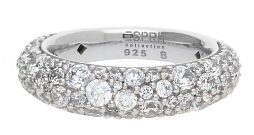 Ringe für Frauen - ESPRIT Ring Delia ELRG92414A silber  - Onlineshop ABOUT YOU
