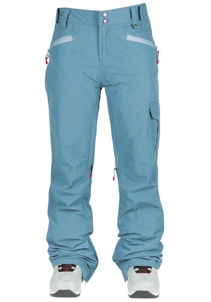 Hosen für Frauen - NITRO Snowboardhose 'Cypress' pastellblau  - Onlineshop ABOUT YOU