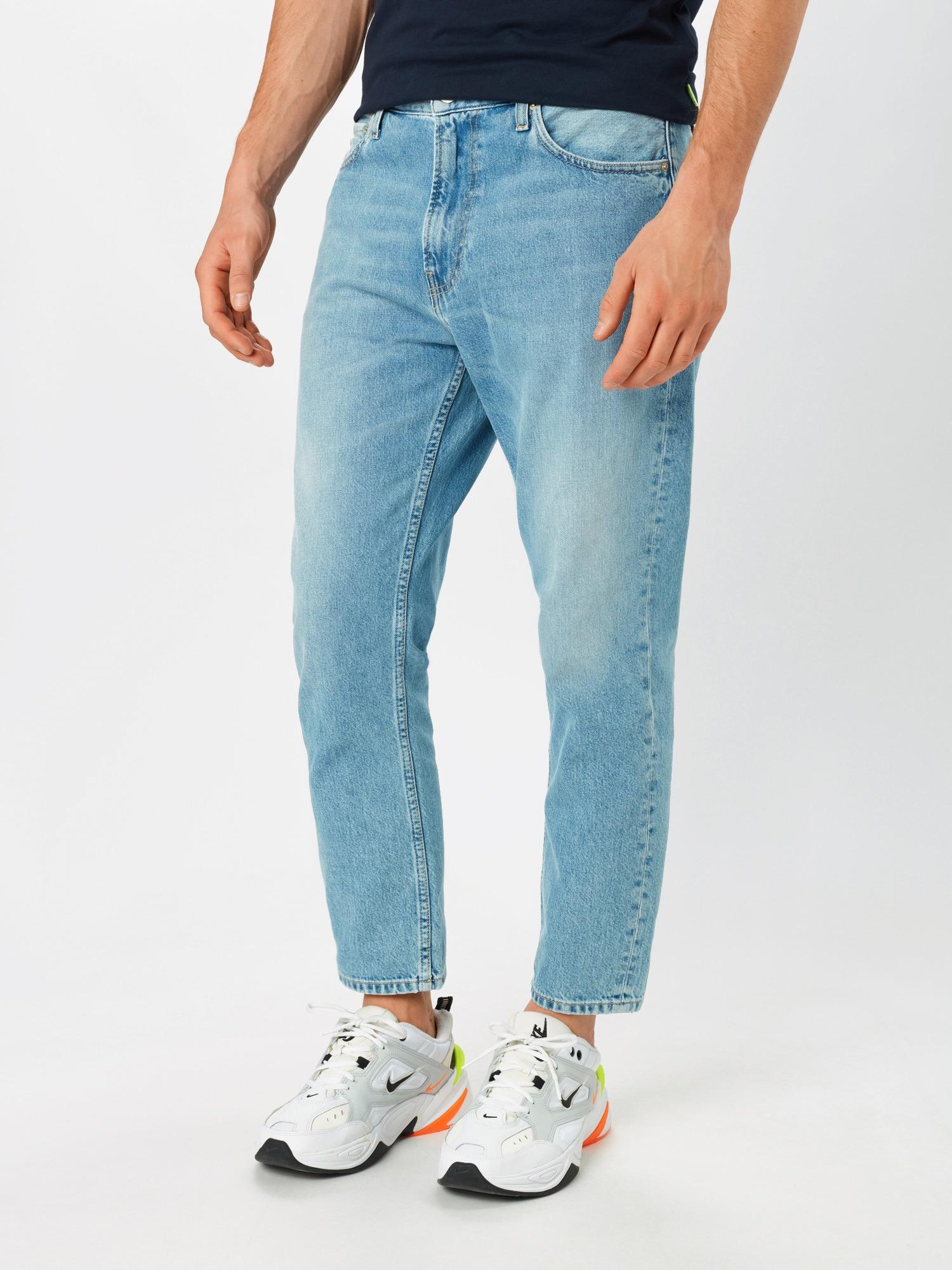 Calvin Klein Jeans Jeans 'Dad Jean'  blå denim