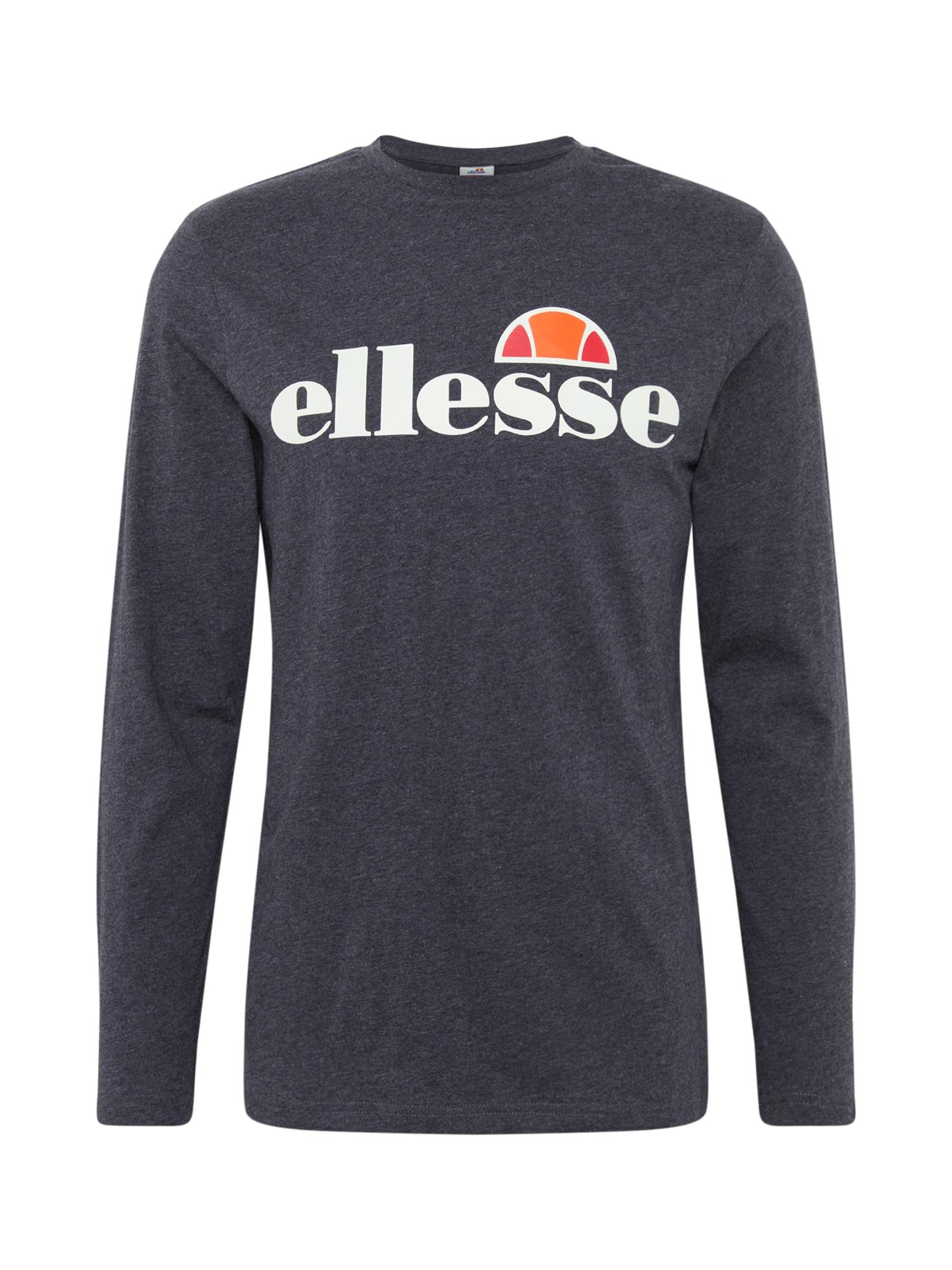ELLESSE Marškinėliai 'GRAZIE' tamsiai pilka