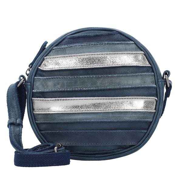 Schultertaschen für Frauen - FREDsBRUDER Umhängetasche blau silber  - Onlineshop ABOUT YOU
