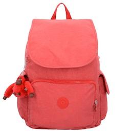 Damen Rucksack Basic City Pack 18 37 cm rot | 05400597187576