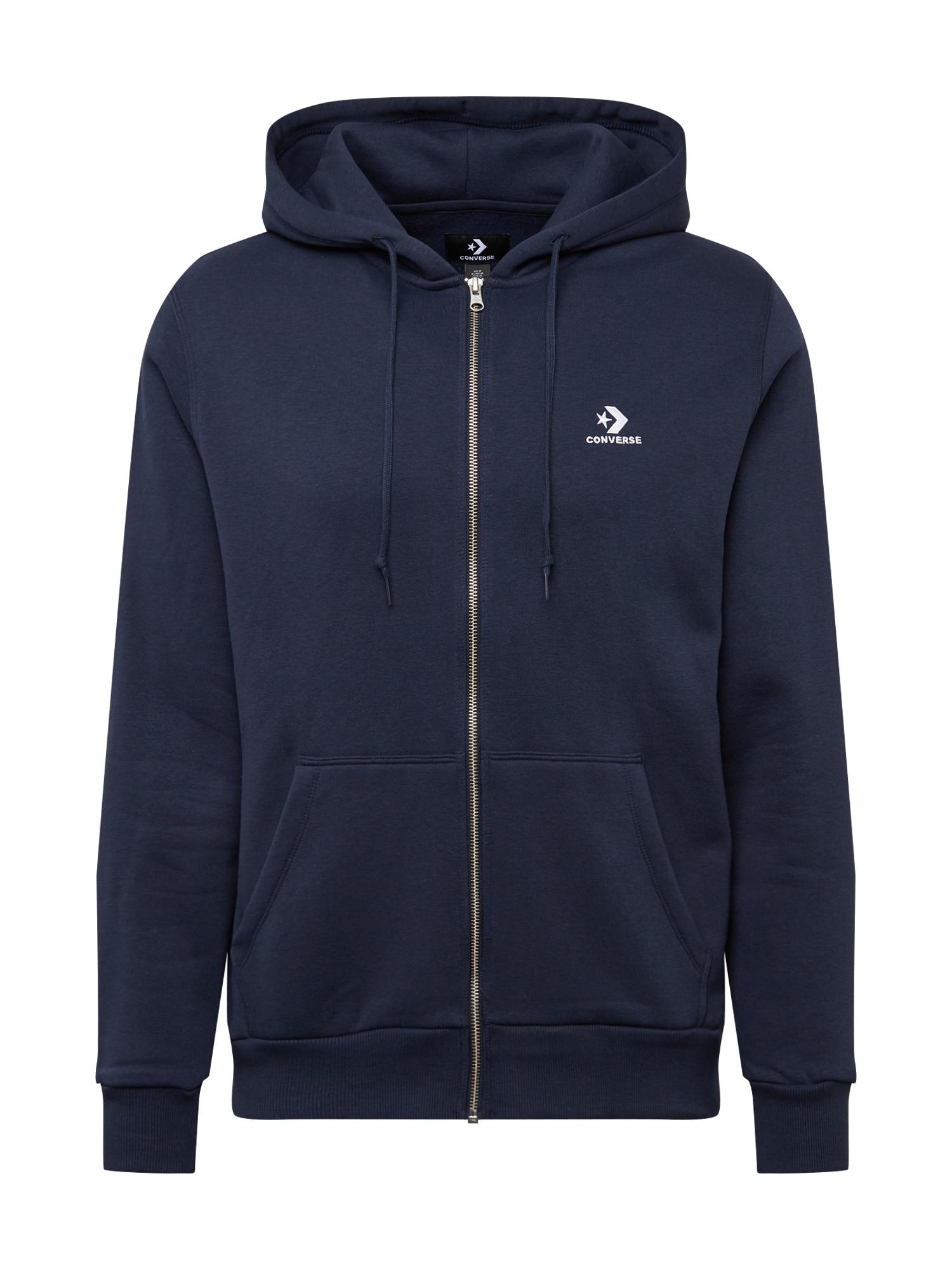 CONVERSE Džemperis tamsiai mėlyna