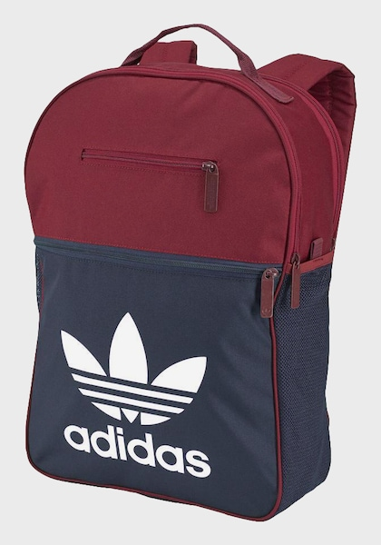 adidas originals rucksack in marine bordeaux about you. Black Bedroom Furniture Sets. Home Design Ideas
