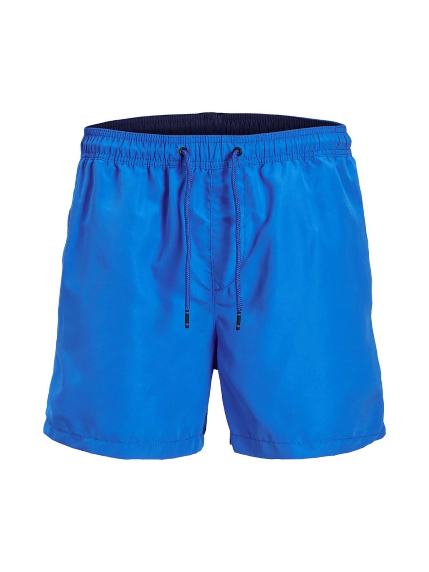 Plavecké šortky Quick Dry modrá JACK & JONES