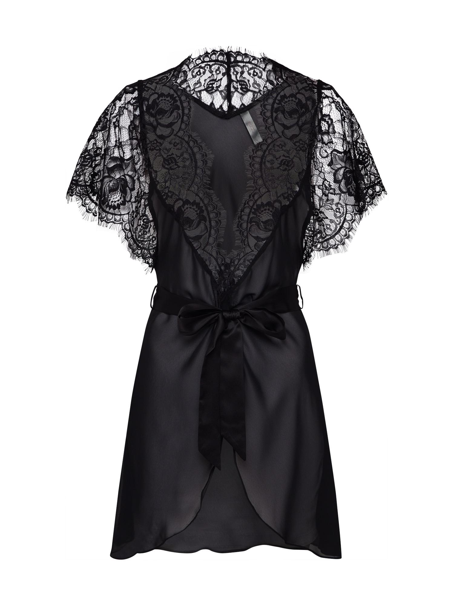 Hunkemöller Kimono  čierna