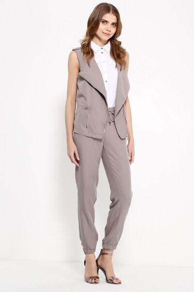 Hosen für Frauen - Finn Flare Hose braun  - Onlineshop ABOUT YOU