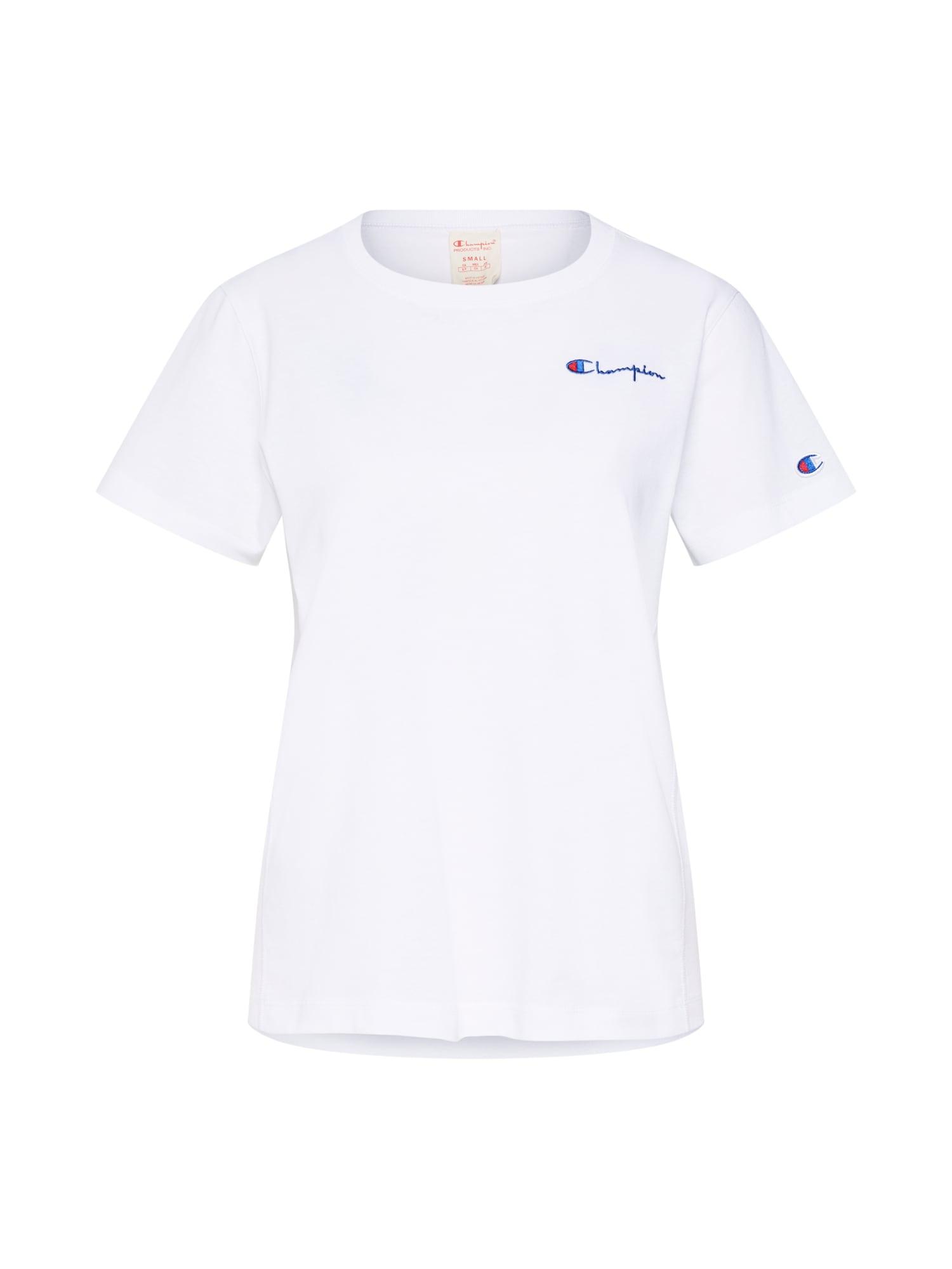 Champion Reverse Weave Tričko  bílá