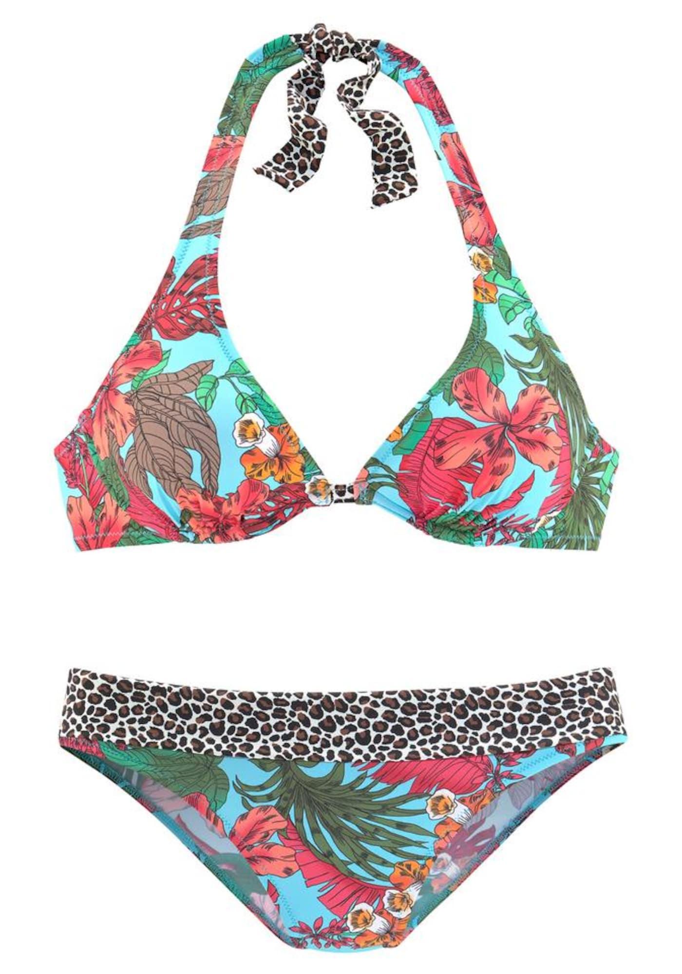 BRUNO BANANI Bikinis mišrios spalvos