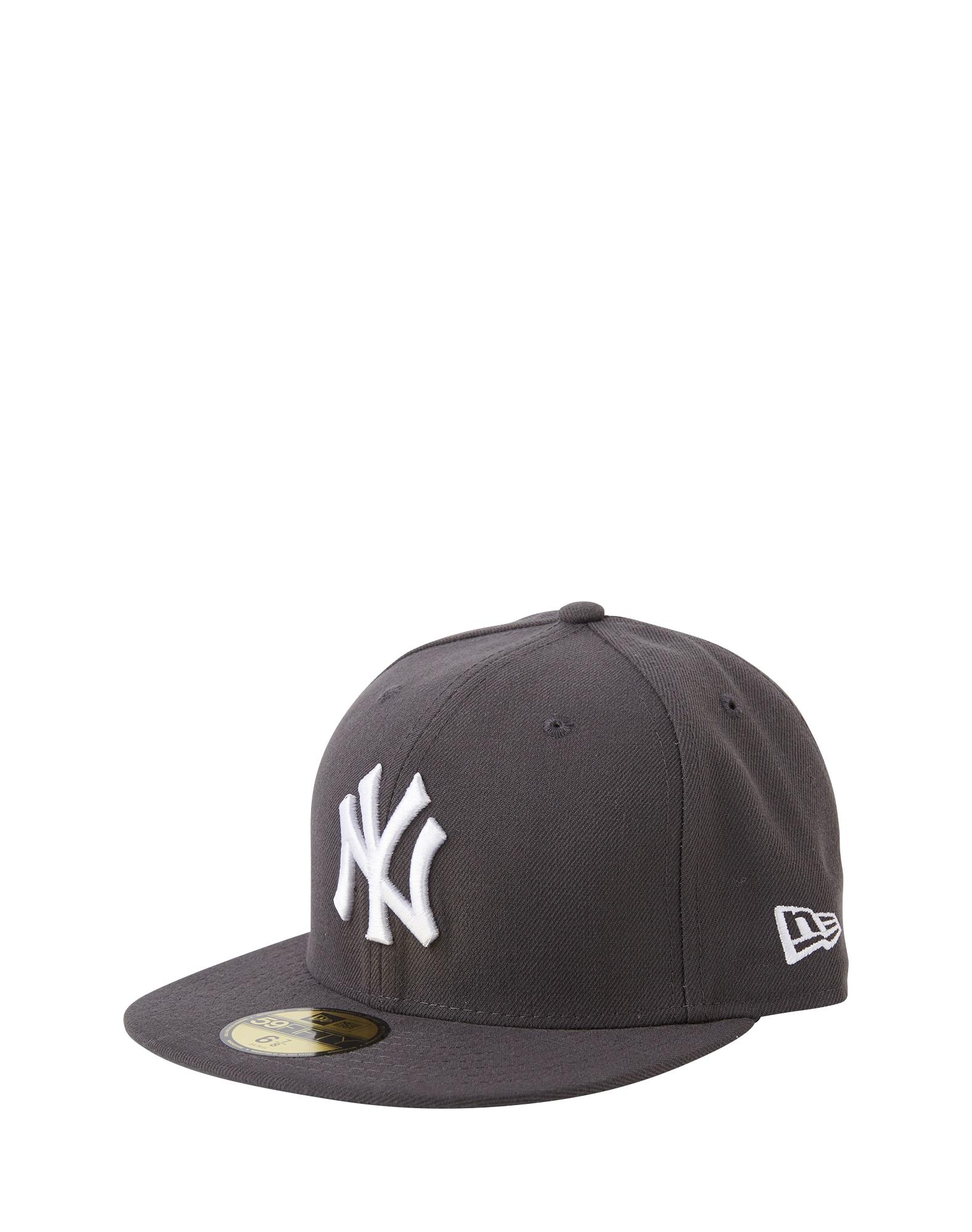 Kšiltovka 59FIFTY MLB Basic New York Yankees šedá tmavě šedá NEW ERA