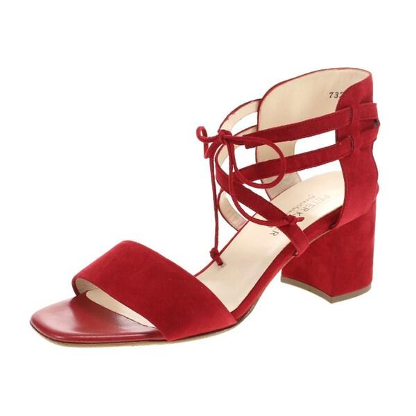Sandalen für Frauen - Sandalen › Peter Kaiser › rot  - Onlineshop ABOUT YOU