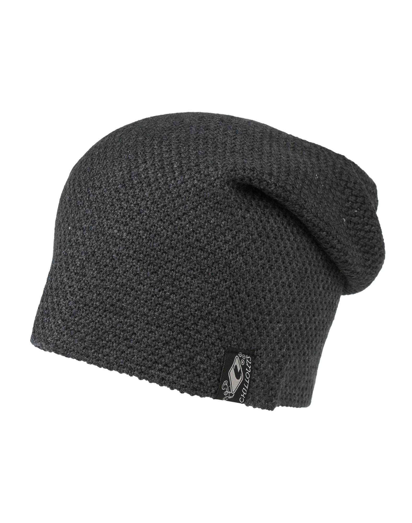 chillouts Megzta kepurė 'Osaka' pilka