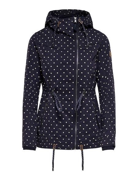 Jacken für Frauen - ONLY Parka nachtblau naturweiß  - Onlineshop ABOUT YOU
