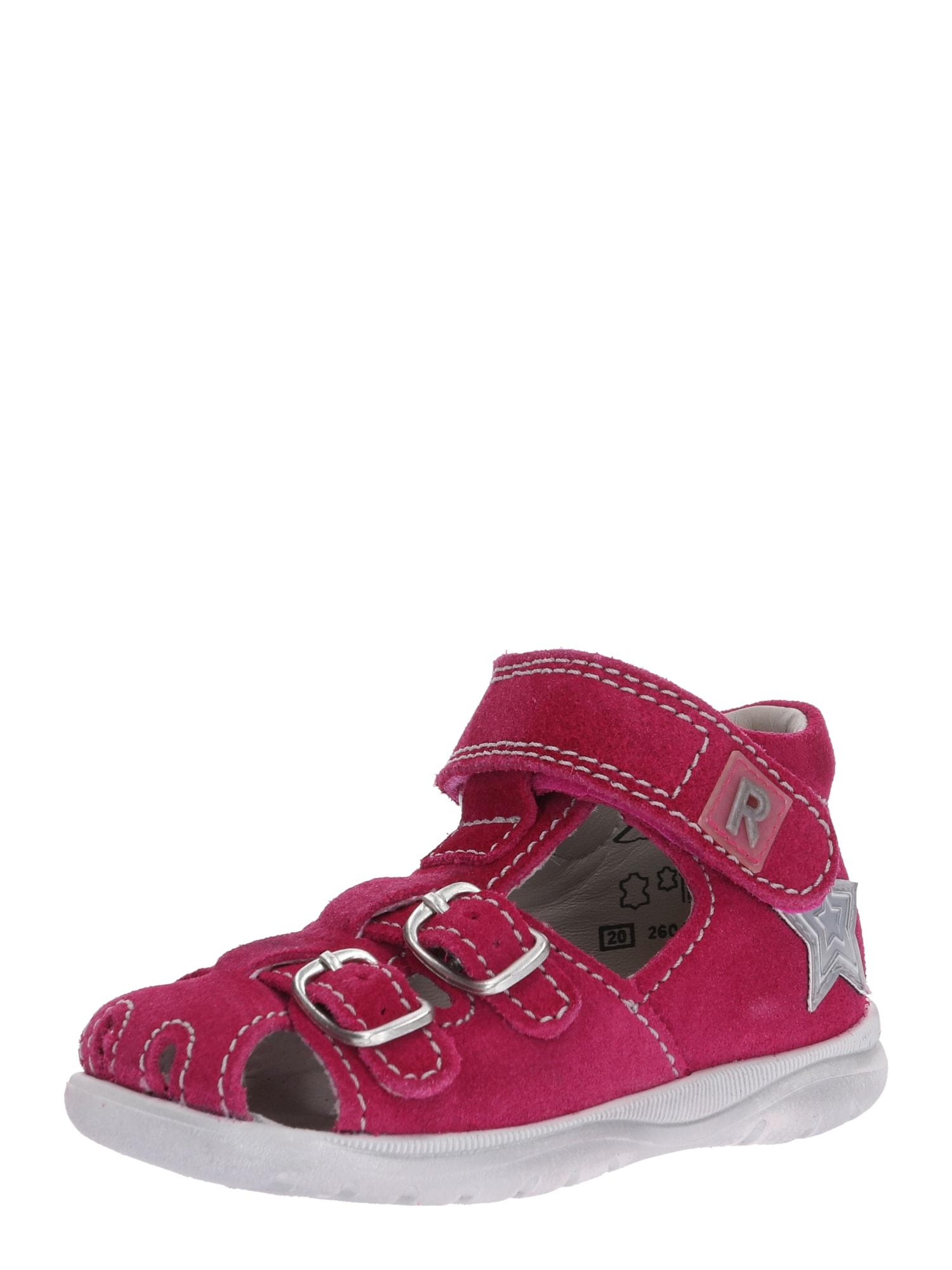 Sandály pink RICHTER