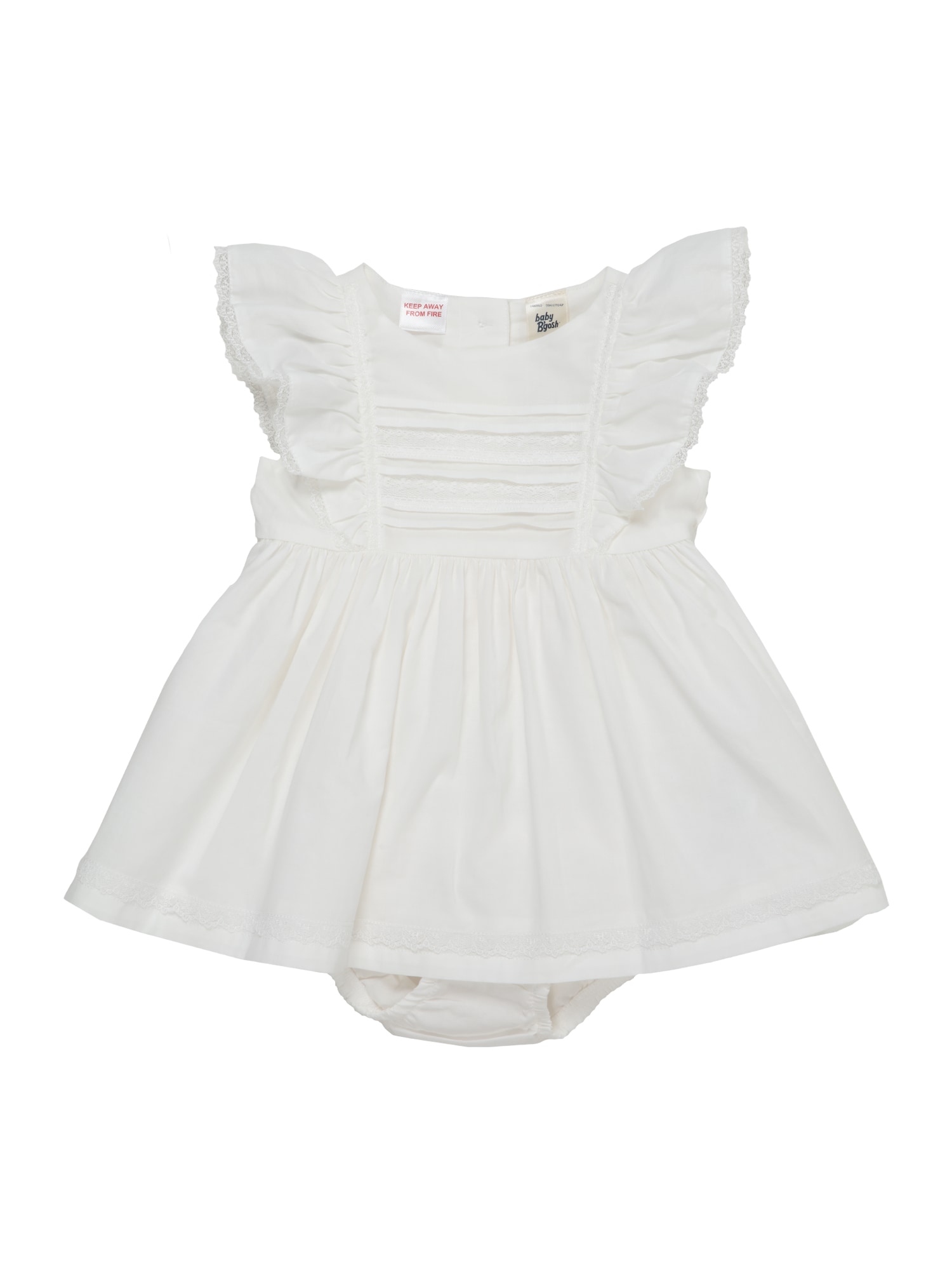 OshKosh Suknelė balta
