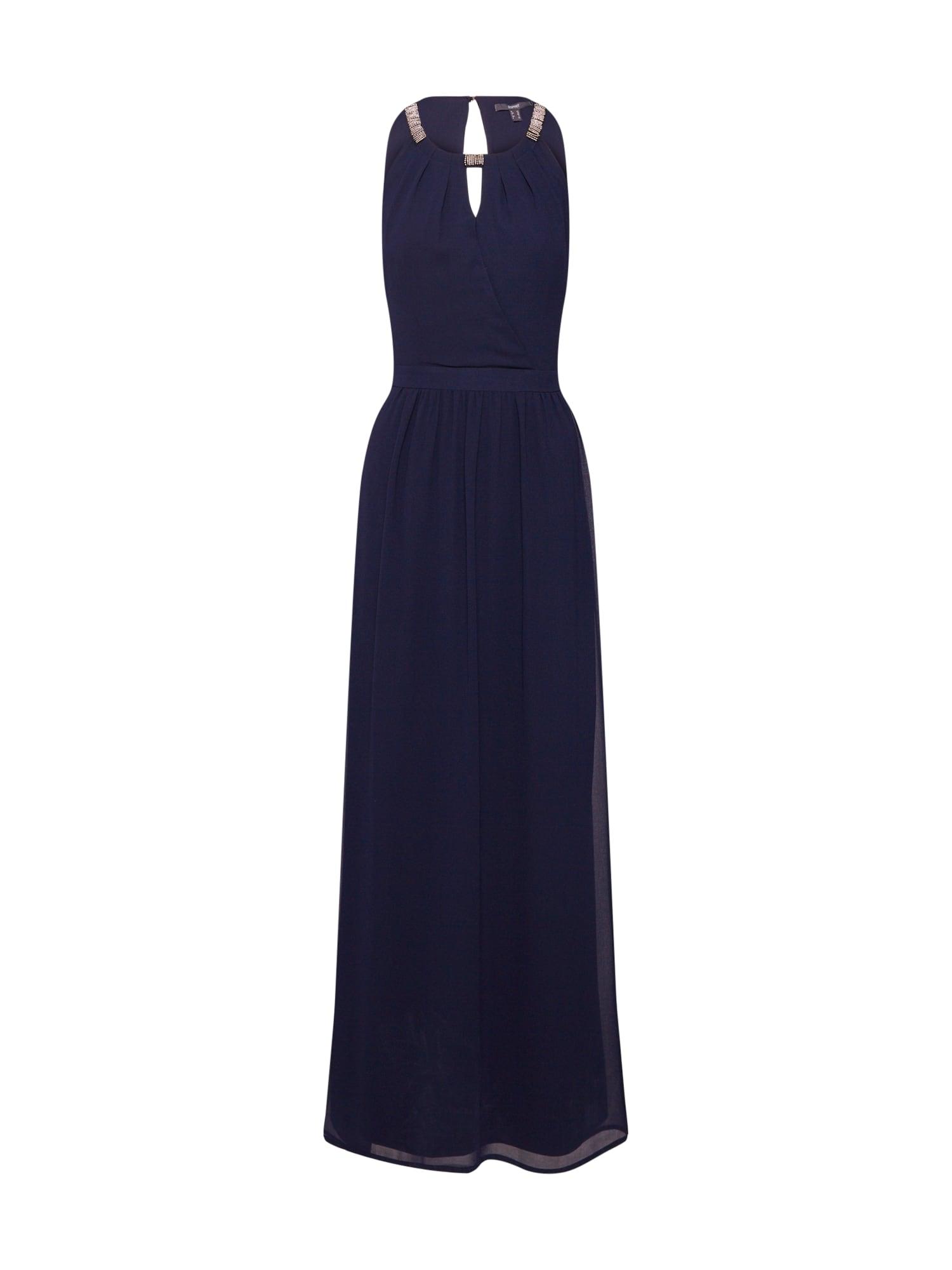 Esprit Collection Vakarinė suknelė tamsiai mėlyna