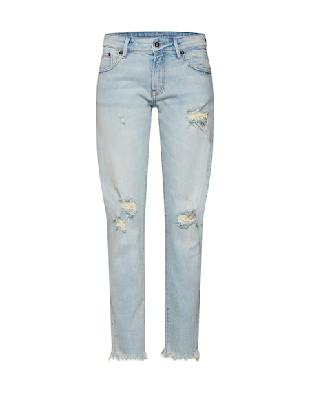 Hosen für Frauen - Jeans 'MONROE RT' › Denham › blue denim  - Onlineshop ABOUT YOU